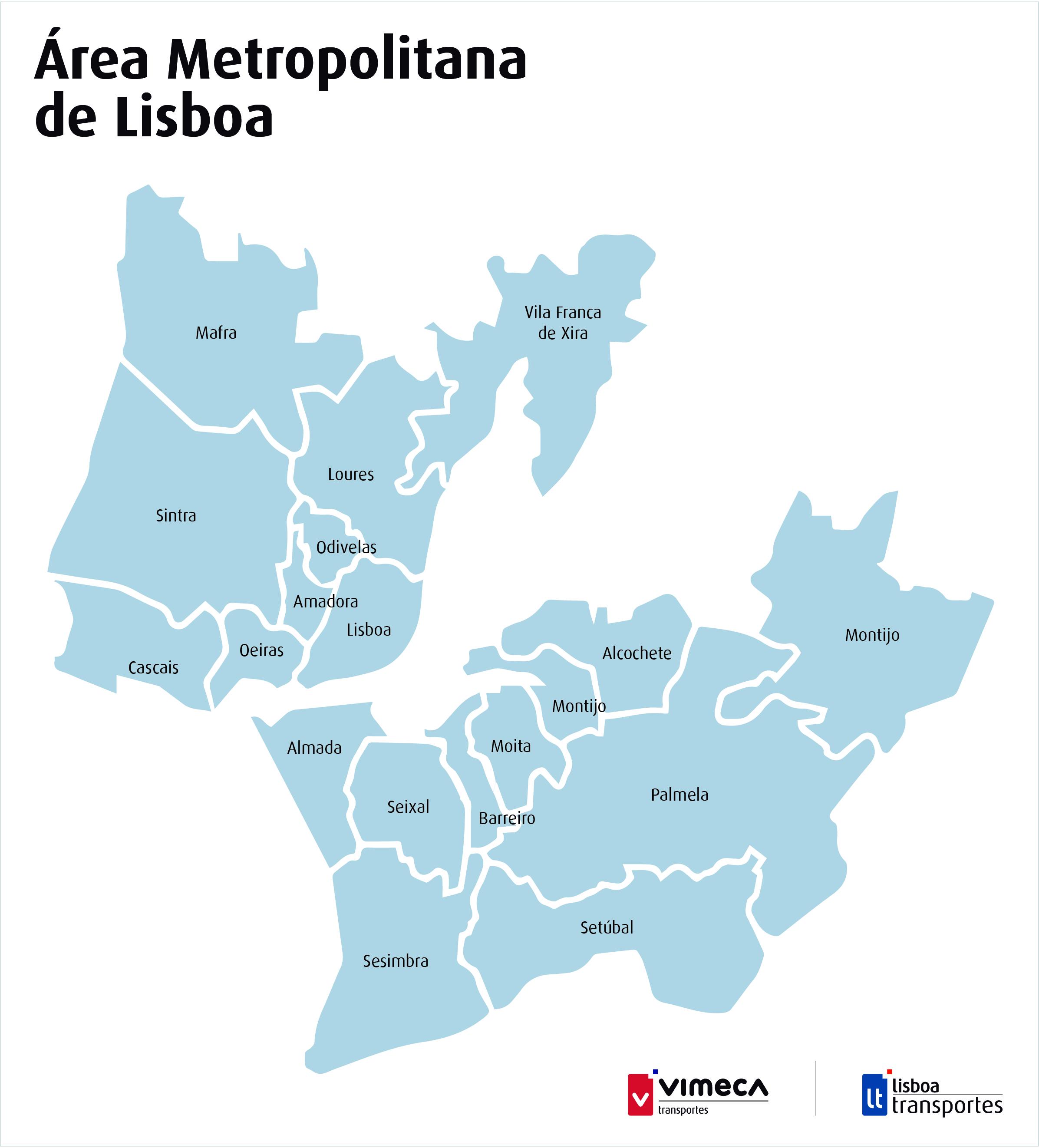 Area Metropolitana De Lisboa